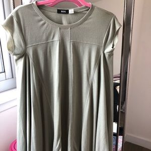 Urban Outfitters flowy t-shirt dress
